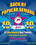 Bus Token graphic