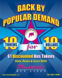 Bus Token graphic